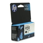 Cartucho 920 para HP6000 e HP6500 Preto Adaptado para Bulk Ink VISUTEC