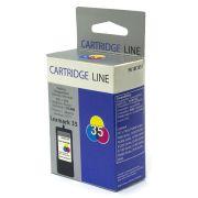 Cartucho Lexmark 35 Original Colorido (Cartridge Line)