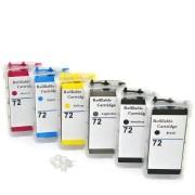Cartuchões Bulk Ink T610 T1100 T1200 T710 T770 T620 T790 T1120 T1300 T2300 T1120 HP72