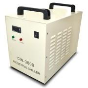 Chiller CW-3000 para máquinas de corte a laser VISUTEC