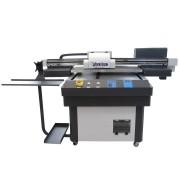 Impressora de Mesa Visutec UV LED  UV8-9060 3 Cabeças Branco+Verniz SH