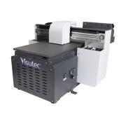 Impressora UV LED de Mesa Profissional A3 CMYK+W VISUTEC