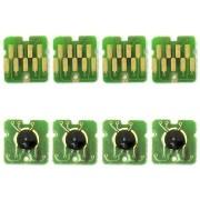 Jogo Chips Uso Único para S30670, S50670 e S70670 (4 Chips) VISUTEC