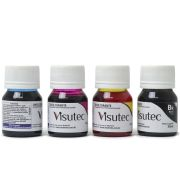 Kit 120ml de Tintas HP, Canon e Lexmark (30ml de cada cor)