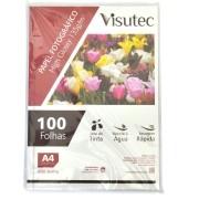 Kit com 8 Pacotes - Papel Fotográfico Glossy A4 135gr 100 folhas