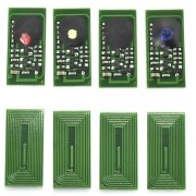 Kit de Chips Ricoh para Modelos Mpc 2050, 2051, 2550 e 2551 (Jogo com 4 Chips) VISUTEC