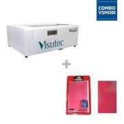 Kit Máquina Corte a Laser e Gravação de Película Wi-Fi VSmobi 30W + 10 Películas de Celular Modelo B4 Visutec