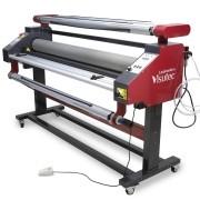 Laminadora para papéis, adesivos e lonas V1-1600 1600mm VISUTEC