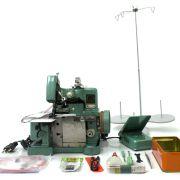 Máquina de Costura Overlock Semi-Industrial Portátil FÁCIL TEC