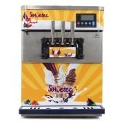 Máquina de Sorvete Expresso, Açaí e Frozen Yogurt com Conservação Noturna 825T-P SORVETEC