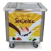 Máquina de Sorvete na Chapa com 5 Compartimentos SORVETEC