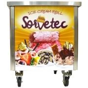 Máquina de Sorvete na Chapa Ice Cream Roll SH