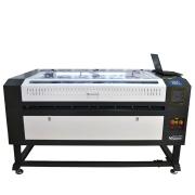Maquina Router Laser Cnc VS1390 Corte E Gravação 130x90cm 130w Branca SH