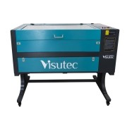 Máquina Router Laser VS9060AL Corte e Gravação 80w VISUTEC