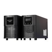 Nobreak 3KVA/2400W + Acumulador Elétrico 12V 9AH VISUTEC