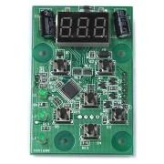 Painel de Controle para Laminadora e Plastificadora A3 Bopp, Polaseal e Bobinas Modelo RM-358 VISUTEC