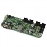 Placa USB e Serial de Entrada da Plotter de Recorte Creation - VISUTEC
