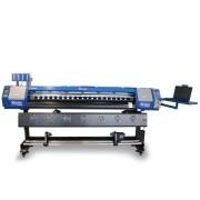 Plotter de Impressão Digital Modelo MV1800 Eco Solvente 1,80m Cabeça DX9 VISUTEC Showroom