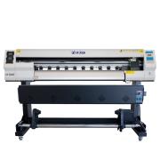 Plotter de Impressão Digital S1300T com Take up e Aquecedor VISUTEC