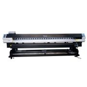 Plotter Digital de Impressão Eco Solvente 3,20m - S3200 - 2 Cabeças XP600(DX9) SH