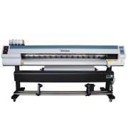 Plotter Digital de Impressão Eco Solvente- S1802 Com 2 Cabeças  XP600 (DX9) VISUTEC