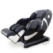Poltrona De Massagem Reclinável Elétrica Com Controle, Zero Gravidade e com Som - Shiatsu FÁCIL TEC