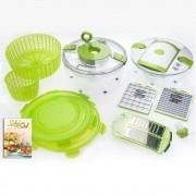 Processador de Alimentos para Saladas FÁCIL TEC