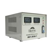 Regulador/Estabilizador de Voltagem AUT-2KVA-1 (1 Bobina) FACILTEC