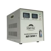 Regulador/Estabilizador de Voltagem AUT-5KVA-1 (1 Bobina) FACILTEC