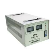 Regulador/Estabilizador de Voltagem AUT-5KVA-2 (2 Bobinas) FACILTEC