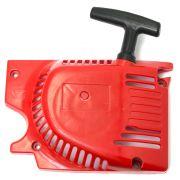 Sistema de Partida Puxador Manual para Motosserra a Gasolina