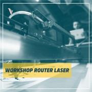 Workshop de Router Laser Visutec 13/03