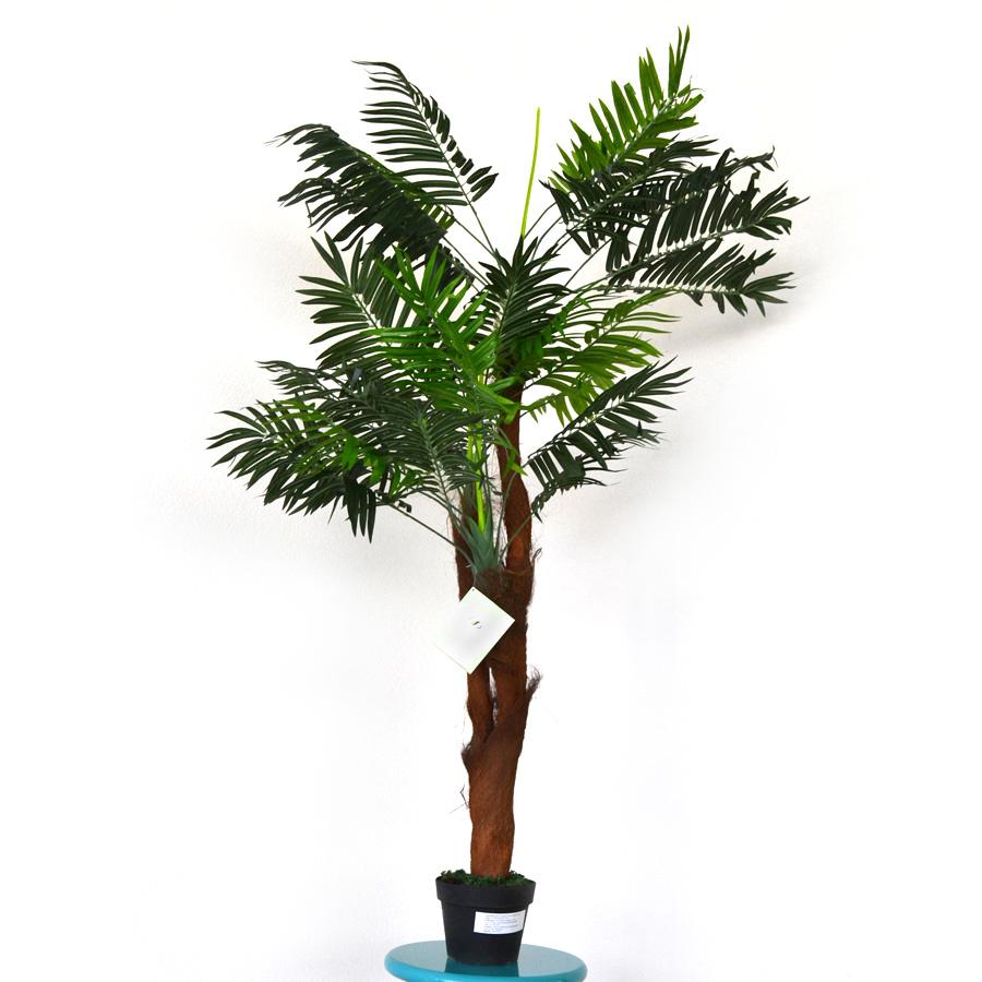 Palmeira Artificial de 1,5m de Altura DESIGN PLANTAS