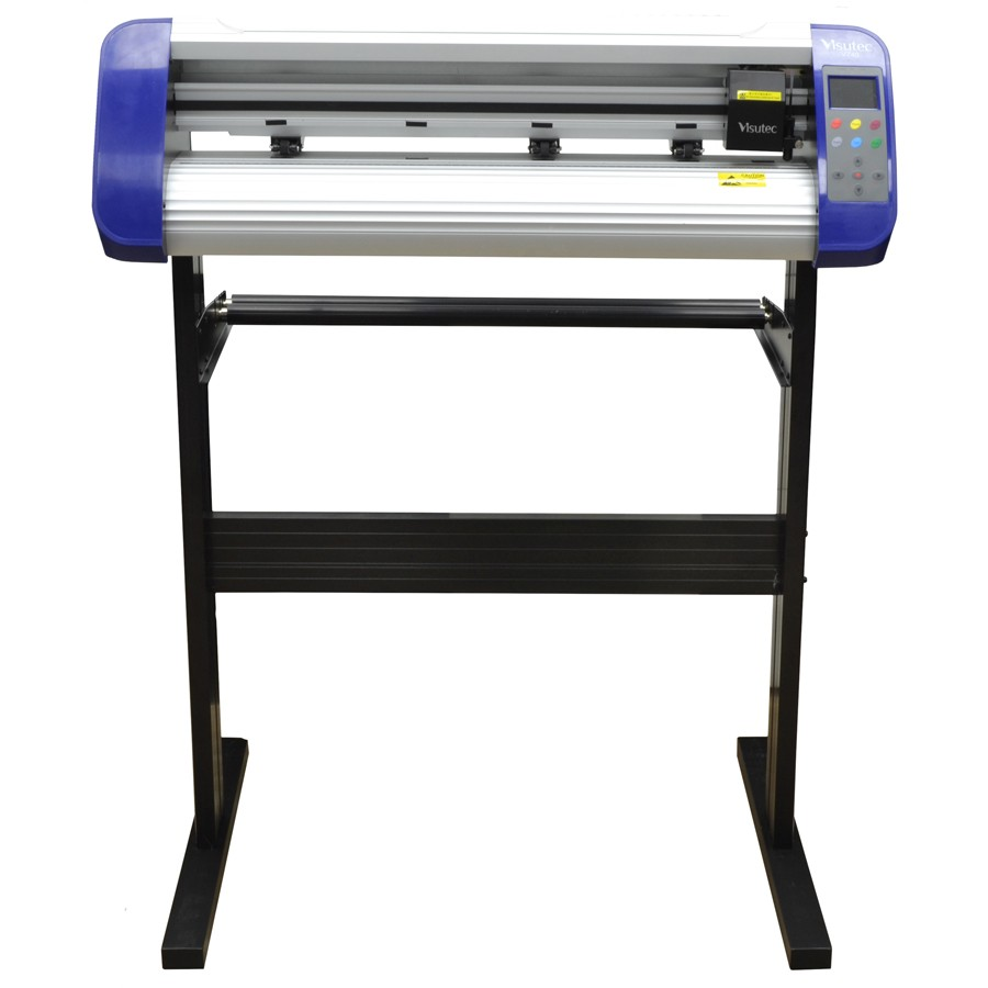 PLOTTER DE RECORTE E LASER CONTORNO DO COREL V740  - VISUTEC
