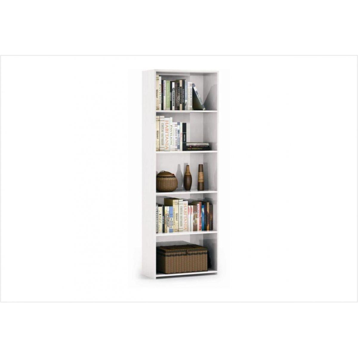 Armário para Escritório Sem Portas - Art in Móveis