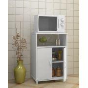 Armário de Cozinha Diadema Branco - Politorno