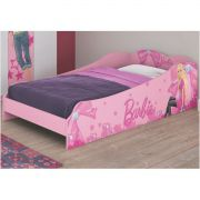 Cama Infantil Barbie Disney Plus - Pura Magia