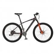 Bicicleta Aro 29 Quadro 17 Alumínio Freio Hidráulico 27v Shimano Alívio F11 Preto - Colli Bike