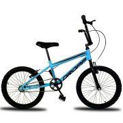 Bicicleta Quadro Aço Aro 20 Freio V-brake Cross Bike Edition - Dropp