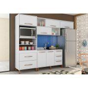 Cozinha Modulada 4 Peças Canela - Albatroz