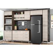 Cozinha Modulada Bruna 06 Módulos - Poquema
