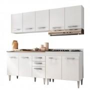 Cozinha Modulada Composição 5 com 4 Módulos - Lumil Móveis