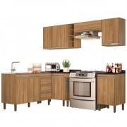 Cozinha Modulada Karen 8 Módulos 7800 P14 Nature - Mpozenato
