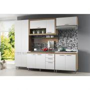 Cozinha Modulada Toscana 06 Módulos - Multimóveis