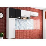 Cozinha Suspensa Compacta Anita 05 Portas - Poquema