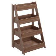 Estante Escada Multiuso Organizador Life 1001 - BE Mobiliário