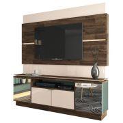 Estante Home Painel para TV até 60 Pol. Flexo 4 Portas - HB Móveis