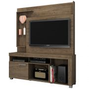 Estante Home Theater com Painel para TV Icaro - Madetec