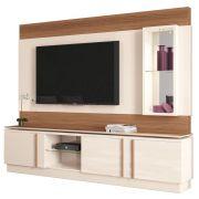 Estante Home Theater Para TV até 70 Pol. Vértice 3 Portas - HB Móveis