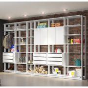 Jogo Modulado para Garagem Varanda Clothes - BE Mobiliário